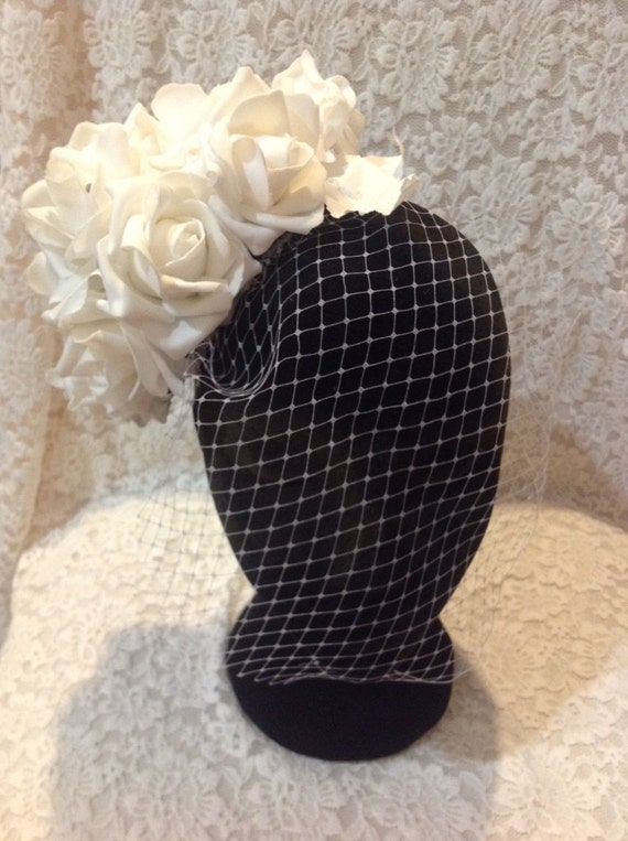 Perfect Day Hairpiece with removable veil