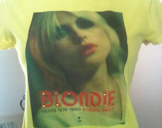 Debbie Harry, Blondie T-Shirt, Fashion Shirts, Art, Functional Art