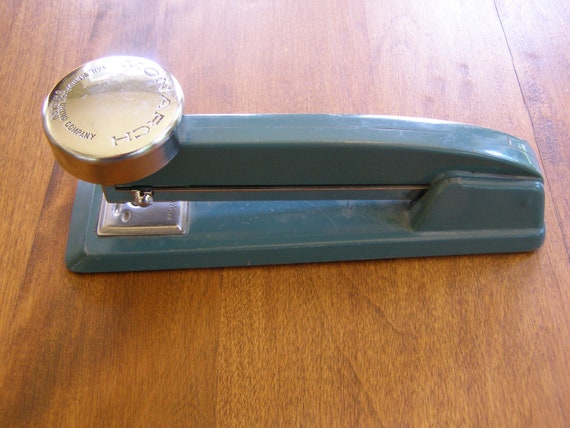 Vintage Monarch Paper Stapler