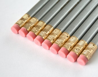200 custom engraved personalized pencils. save the date, anniversary personalized pencils