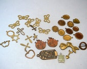 Charms and Findings Galore