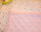 Small Lovey, carseat or stroller blanket