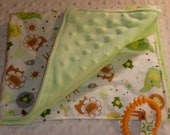 Medium Lovey, carseat or stroller blanket