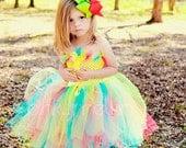 Yummilcious Crochet Tutu Dress