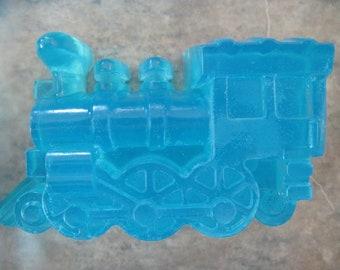 Choo Choo Train Engine Birthday Soaps perfect for Thomas themed Parties