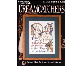 Instructional Leaflet for Dreamcatcher design