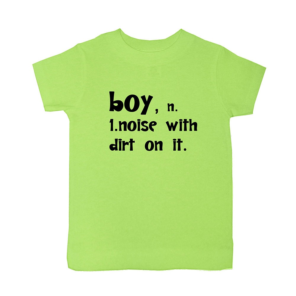Funny Shirts For Boys Is Shirt