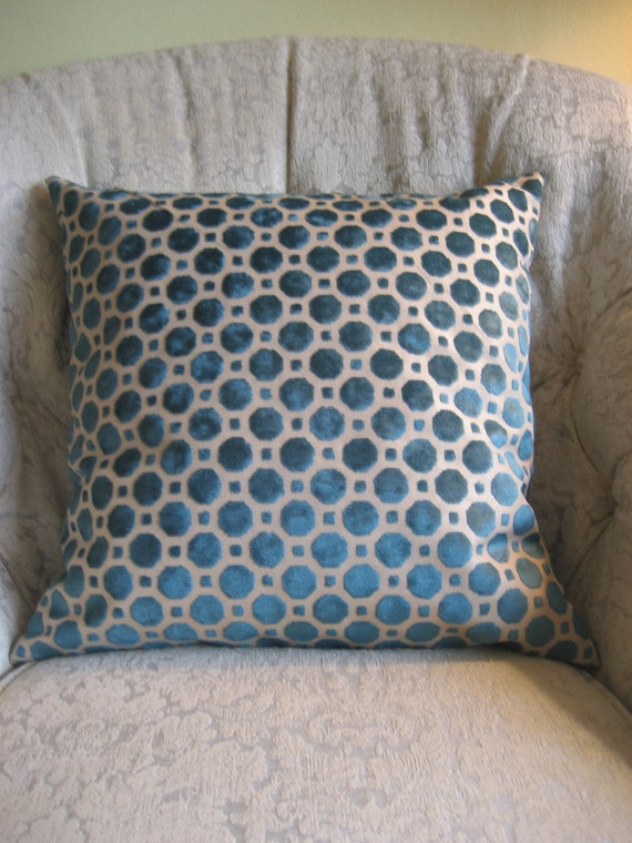 Throw Pillows 26 X 26 : Two 26 x 26 Designer Decorative Pillow Covers / Euro Covers