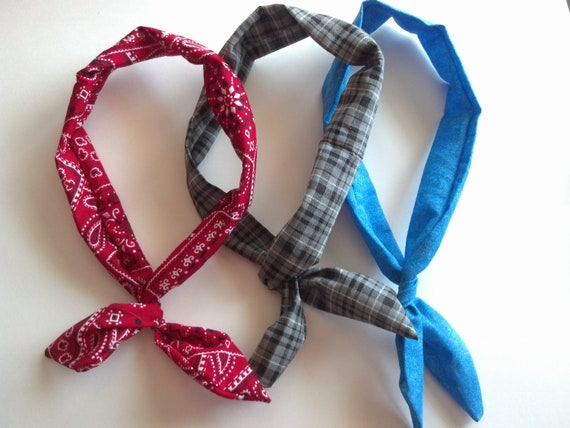 Wire Twist Headbands--Set of Three (RESERVED for Caitlin)