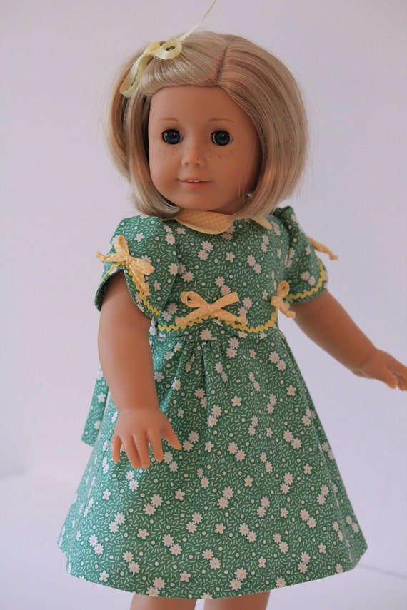 1930 S Frock For American Girl Doll Kit Or Ruthie