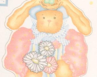 Easter Door Panel Easter Bunny Decoration Easter Bonny Craft Pannel Some Bunny Door Panel by Daisy Kingdom Easter Door Panel
