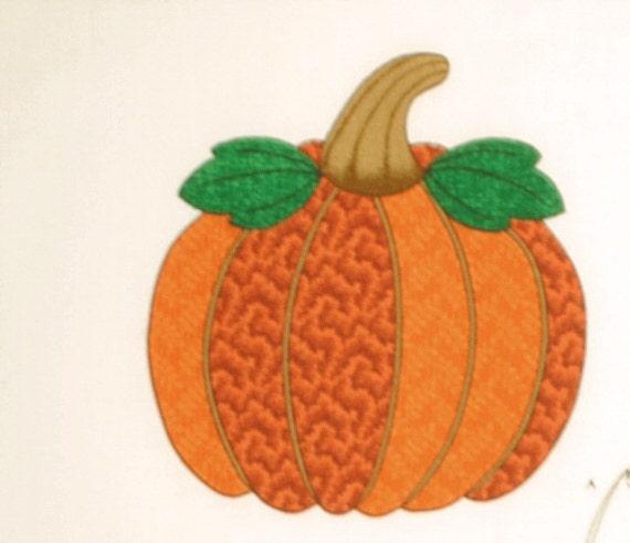 Harvest Pumpkin Panel Halloween Panel Autumn Craft Panel  Door Hanging Panel VIP Print Cranston Print Works Co.