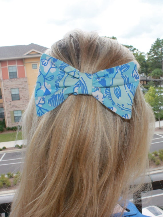 Lilly Pulitzer Hair Bow LIMITED EDITION