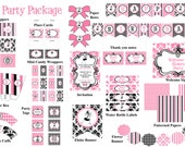 Eloise-Inspired Party Package