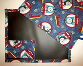 Thomas Chalkboard Mat For Kids/Placemat