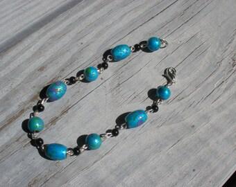 SALE Bracelet - Metallic Speckled