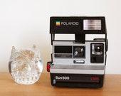 Vintage Polaroid Sun 600
