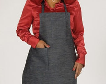 SHOP APRON - Keep Your Clothes Clean While You Work -