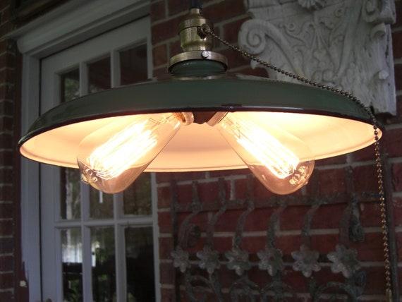 Lighting Antique Industrial Barn Light 2