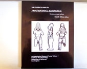 Student's Guide to Archaeological Illustrating, 1992 UCLA Archaeological Institute Research Tools Manual Book