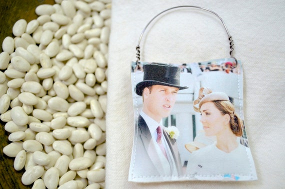 Will & Kate- Inspired Ornament
