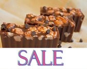 1st Annual End of Summer SALE -- Chocolate Cream Pie Soap