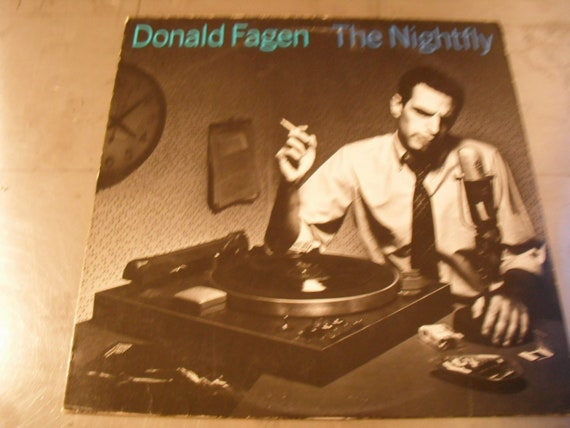 "Donald Fagen ""Nightfly"" Rolling Stone calls it Fagan's Masterpiece of 1982 Original Vintage Vinyl"