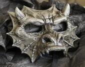 Gryphon's Egg Beautiful Gargoyle latex Fantasy, Cosplay, Larp, goth Masquerade Fetish mask ON SALE NOW!!!! 25% off!!