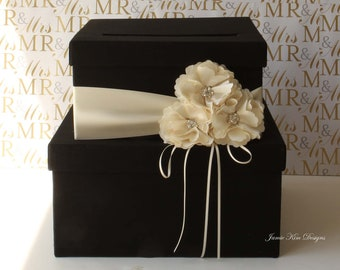 Wedding Card Box, Money Box, Money Card Box, Custom Card Box