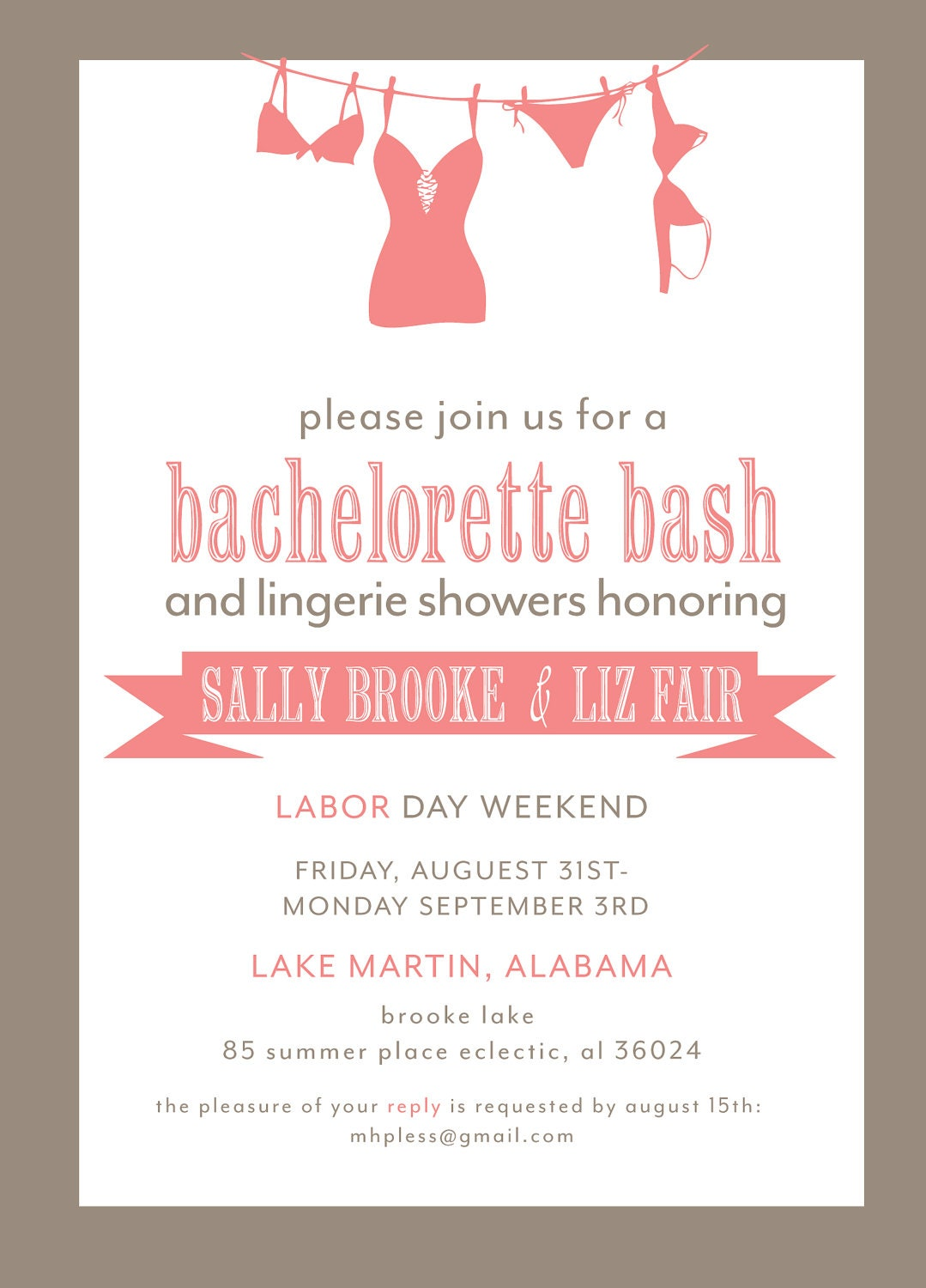 Bachelor Party Invite with good invitations ideas