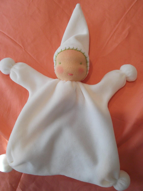 Waldorf Baby S First Doll By Phyllisgilmer On Etsy