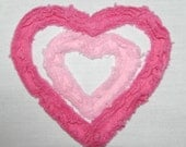 Chenille Heart Machine Embroidery Designs-INSTANT DOWNLOAD