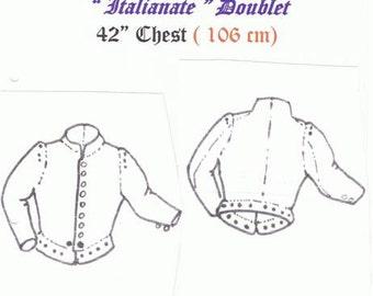 "16th Century "" Italianate "" Doublet"