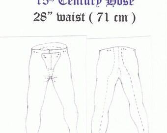 15th Century  HOSE