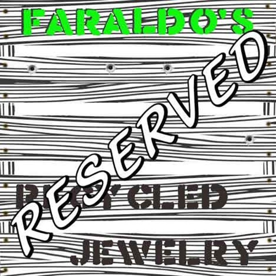 Reserved - Nickel plated 38 Special Bullet Earrings - Ultra Thin - AB Crystal