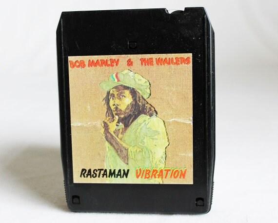 RESERVED for robert halter / Bob Marley and The Wailers Rastaman Vibration 8 Track 1976