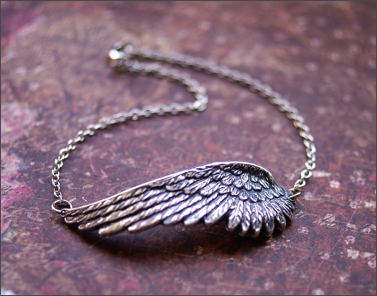 Angel Wing Anklet Beautiful Ankle Bracelet Meaningful Wife