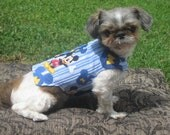 Mickey Mouse Anxiety Jacket for Small Dogs