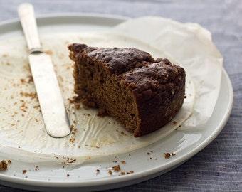 Old - Fashioned Gingerbread Recipe, PDF file, Tea Time, Dessert, Holidays, Baking, Comfort Food