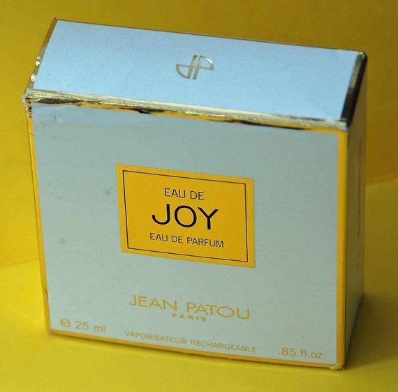 Jean Patou - Joy Eau De Parfum Refillable Spray ( Black Bottle ) 25ml/0.85oz