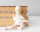 Antique Porcelain Baby Doll--Mini