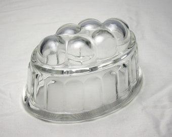 Glass Jelly Mould
