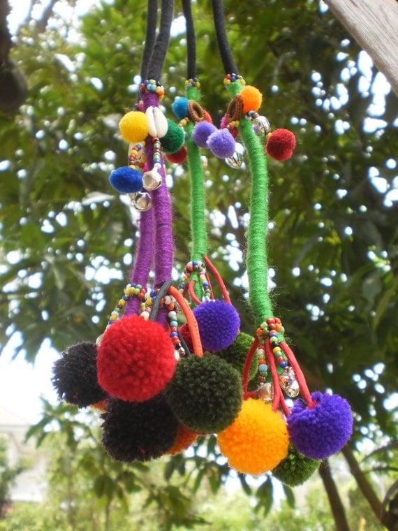 Lisu Tribal HandMade Straps 2 Pieces