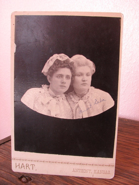 Photo of Two Young Ladies
