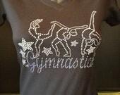 Gymnastics Bling Shirt