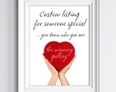 RESERVED CUSTOM LISTING Baby Boy French Nursery Art Print.  Unframed Print 8x10 inch.