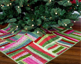 Tree Skirt  Pattern  Wonderland Christmas Two Styles