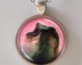 Nebula Necklace, Horsehead Nebulae -Galaxy Series