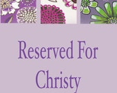 Reserved for Chrisy, 1 set of 4x4 retro flower paintings and 1 yellow and gray ballerina 16x20 painting