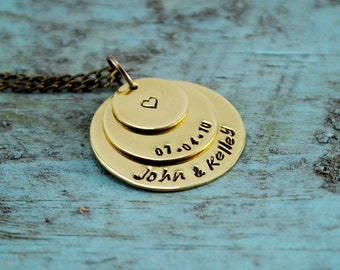 SALE Lover Necklace